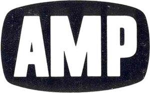 AMP logo 1956