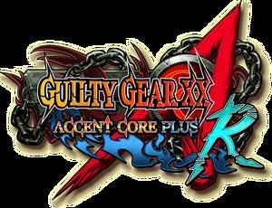 Guilty-Gear-XX-Accent-Core-Plus-R-logo