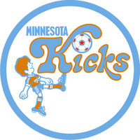 Minnesota Kicks logo