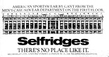 Selfridges 80s