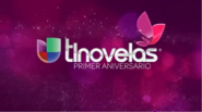Univision Tlnovelas 1 año