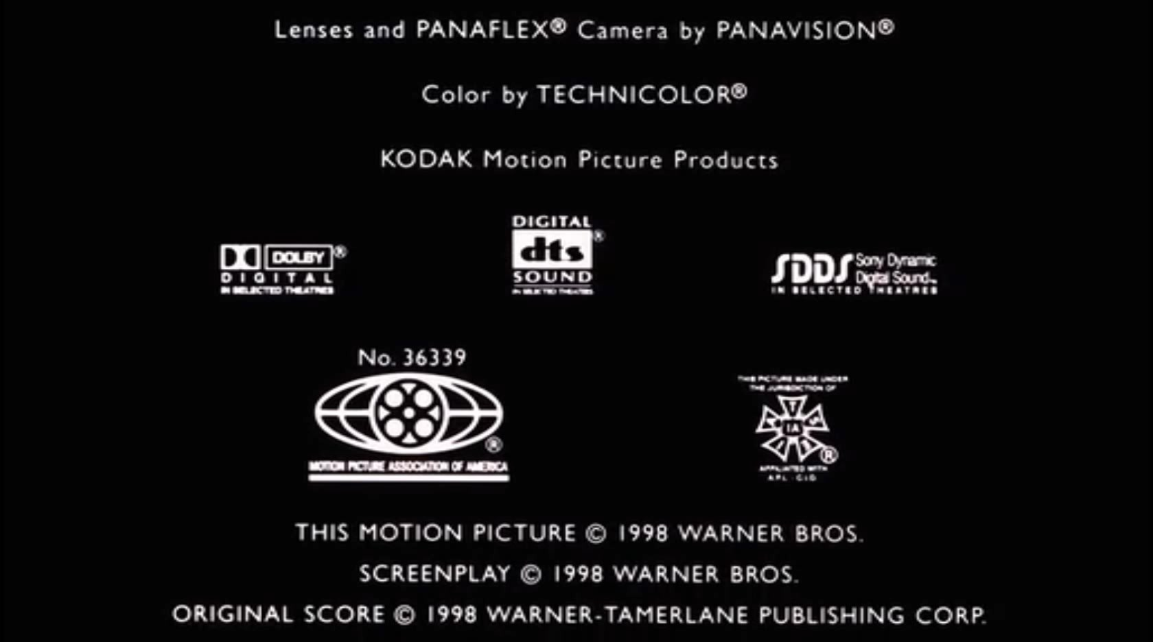 Mpaa Credits: Image - You've Got Mail MPAA Credits.jpg