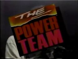 The Power Team