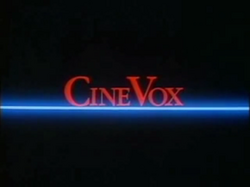 CineVox Logo