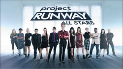 Project Runway All-Star Intertitle
