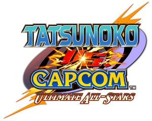 TatsunokoVsCapcom UAS Logo