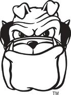 5981 georgia bulldogs-mascot-1997