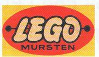 Lego Mursten 1955