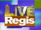 Live! with Regis 2000