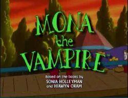 Mona the Vampire