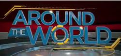 CNN Around the World Title Screen