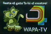 WAPA TV 1971 ID