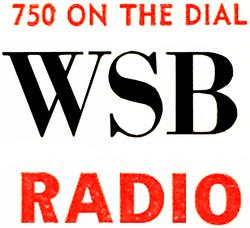 WSB AM 1962