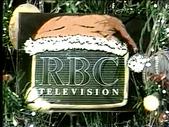 Logo RBC Televisión Navidad Perú 1989