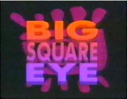 Big square eye