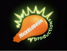 Nickelodeon Light Bulb