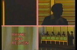 Rhyme and Reason-alt 2