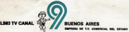Logo Canal 9 1975