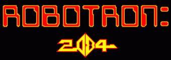 Robotron 2084 logo