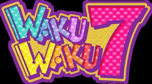 Wakuwaku7logoeng