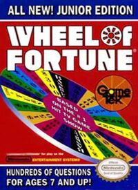 Wheel of Fortune Junior Edition (NES)