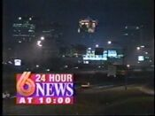 WBRC-TV's Channel 6 News at 10 video open from 1992-1994