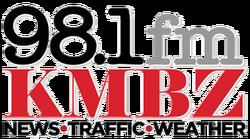 KMBZ 98.1 FM