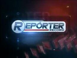 Repórter Record 2009