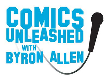 Comics Unleashed logo