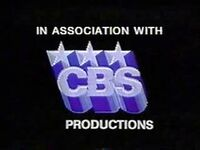 CBS Productions theatrical 1984 IAW
