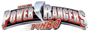 Power rangers turbo logo