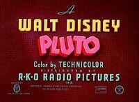 Pluto Logo RKO