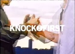 Knock First