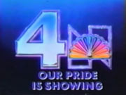 WRC-TV's Channel 4, Our Pride Is Showing Video Promo From Late 1981