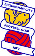 Birmingham City FC logo (1992-1993)