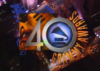Grammys 40th