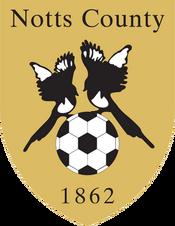 Notts County FC logo (2002-2009)