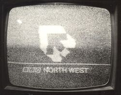 BBC 1 North West 1971