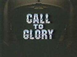 Call to glory