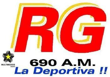RG La Deportiva XERG-AM 2003