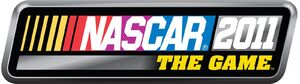NASCAR 2011 The Game Logo