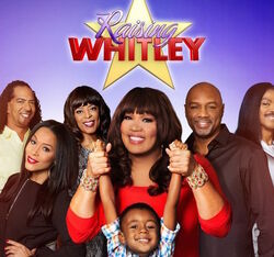 Raising Whitley Title Card