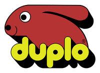 Duplo 1980s logo