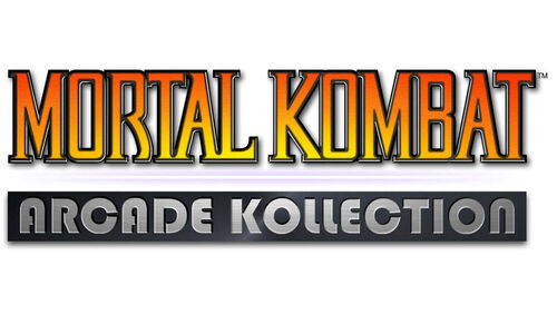 Mortal Kombat Arcade Kollection logo