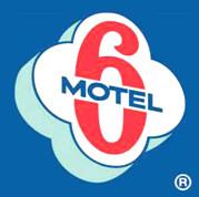 Motel 6 logo 1980s