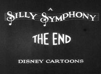 Silly Symphonies 1929 End Title