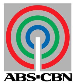 Abs cbn grey logo