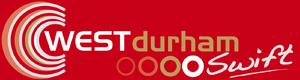 GNE West Durham Swift logo