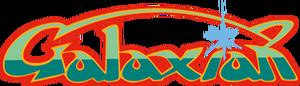 Galaxian logo alternate