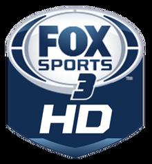 Fox Sports 3 HD logo